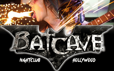 Grinder Spark and Fire Spectacle by Batcave Hollywood