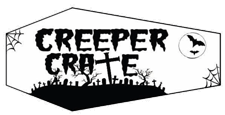 Creeper Crate - A Horror Themed Subscription Box