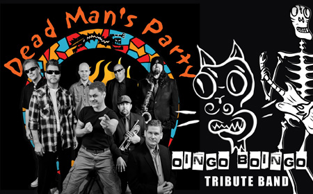 Dead Man's Party - Oingo Boingo and Danny Elfman Tribute Band