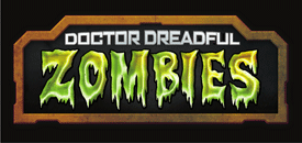 Dr. Dreadful Zombies - Zombie Lab by Spin Master