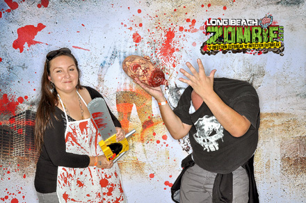 Long Beach Zombie Fest E Photo