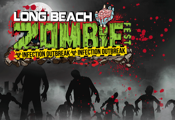 Long Beach Zombie Walk Picture