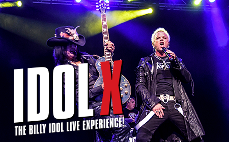 Idol X - The Billy Idol Live Experience