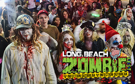 Long Beach Zombie Walk