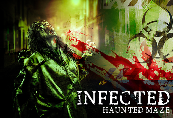 Infected Haunted Maze