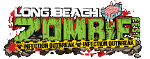 Long Beach Zombie Walk Logo
