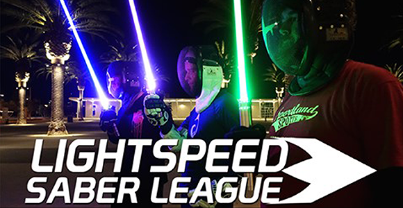 Lightspeed Saber League - Southern California Division