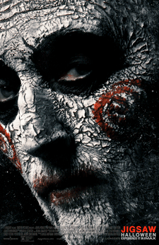 Lionsgate and Twisted Pictures JIGSAW