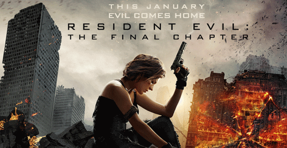 Resident Evil: Final Chapter Costume Contest Hosted by Screen Gems Studios