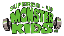 Fractured Scary Tales - Supered Up Monster Kids Comic Book