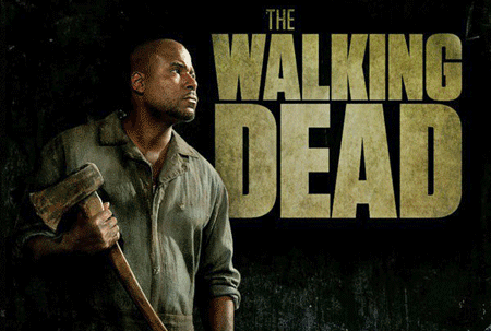 The Walking Dead TV Series - Vincent Ward as Oscar Celebrity Appearance