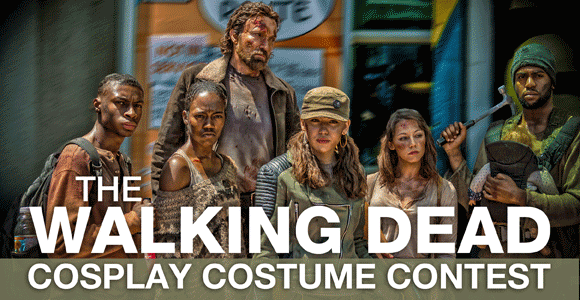 The Walking Dead Cosplay Costume Contest