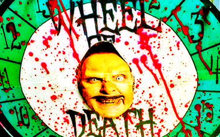 Wheel of Death by Monte Revolta and His Band of Living Dead