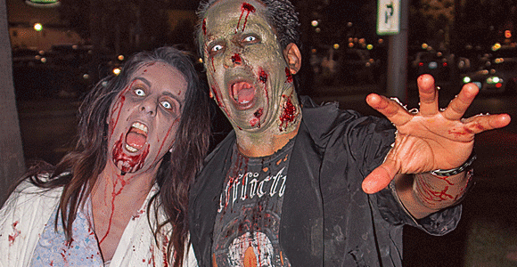 Zombie Walk Picture